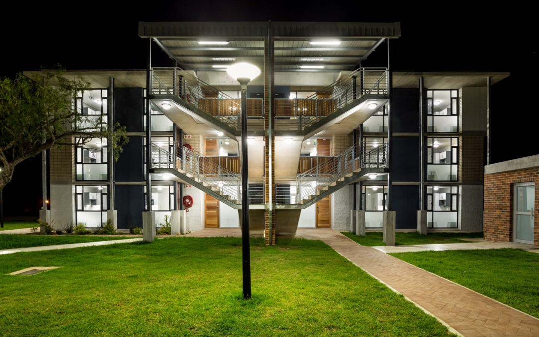 NMU GEORGE – 200 BED STUDENT HOUSING