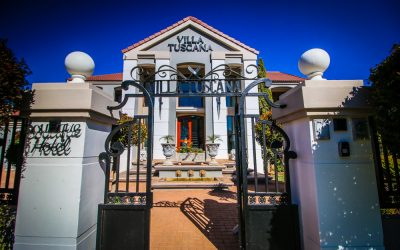 Villa Tuscana Guest House